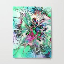 Whirligig Metal Print