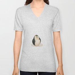 Cute Penguin Unisex V-Neck