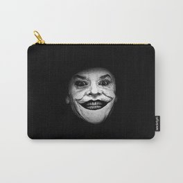 Jack Nicholson as The Joker - Pencil Sketch Style Carry-All Pouch