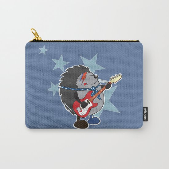 Ziggy plays guitar Carry-All Pouch
