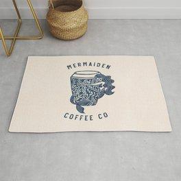 Mermaiden Coffee Co. Rug