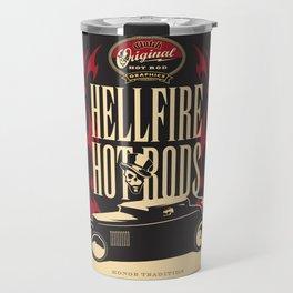 HR Hellfire Hot Rods Travel Mug