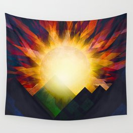 All i need is sunshine Wall Tapestry