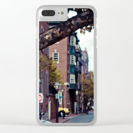 Beacon Hill Clear iPhone Case