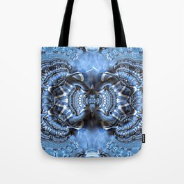 Nothing But Blue Skies Tote Bag