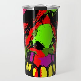 Face from the Crypt Travel Mug