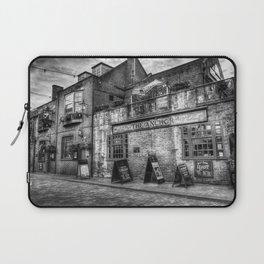 The Anchor Pub London Laptop Sleeve