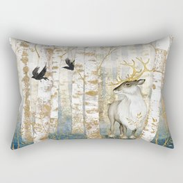 This way to Narnia Rectangular Pillow