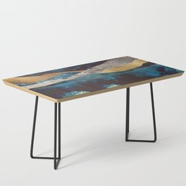 Blue Mountain Reflection Coffee Table