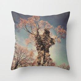 Tree 4 Throw Pillow