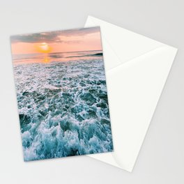 Outer Banks Sunrise  Stationery Cards