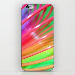 Slinky iPhone Skin