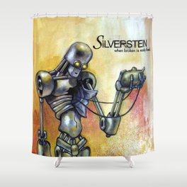 SILVERSTEIN WHEN BROKEN IS EASILY FIXED TOUR DATES 2019 KEMILING Shower Curtain