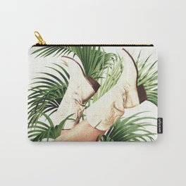 These Boots - Palm Leaves Carry-All Pouch