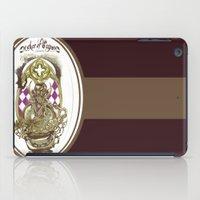 tarot iPad Cases featuring Moon Tarot by A Hymn To Humanity