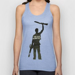 This is my Boomstick! Unisex Tank Top