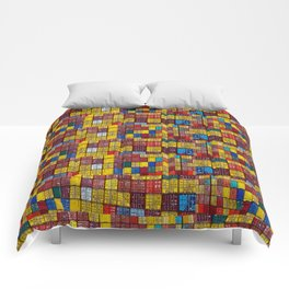Containers Comforters