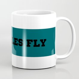 Fly Eagles Fly Philadelphia Coffee Mug