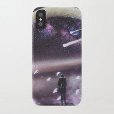 INFINITE WORLD #1 iPhone X Slim Case