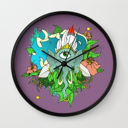 Mind -By Mantle Wall Clock