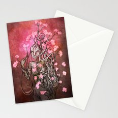 Lumen Blossoms Stationery Cards