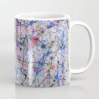 trip Mugs featuring TRIP by Art Book Of  Amanda