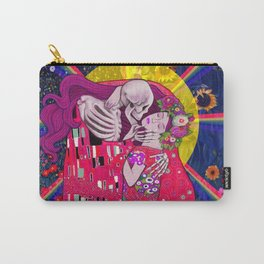 The Kiss Macabre Carry-All Pouch
