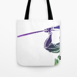 Spectral Guardian. Tote Bag
