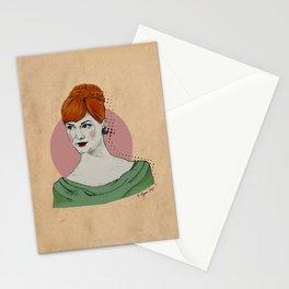 Mad Men / Joan Stationery Cards