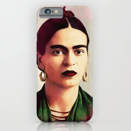 Frida Kahlo, Artist iPhone Case