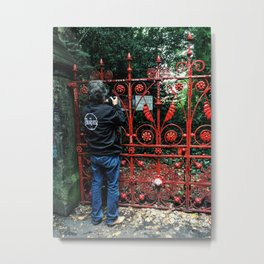 Strawberry Fields Forever Metal Print