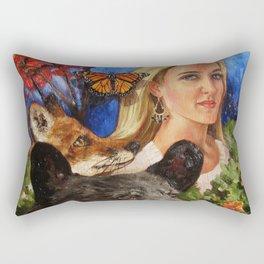 The Awakening Rectangular Pillow
