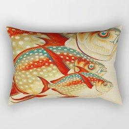 Fish Classic Designs 1 Rectangular Pillow