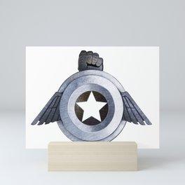 The Falcon Mini Art Print