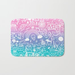 all these things that I love Bath Mat