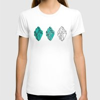 clear T-shirts featuring Crystal clear by heydaisy.