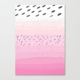 Pitaya Cocktail Canvas Print