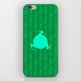 Hero Of Mind iPhone Skin