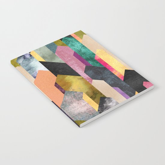 Crystallized Notebook