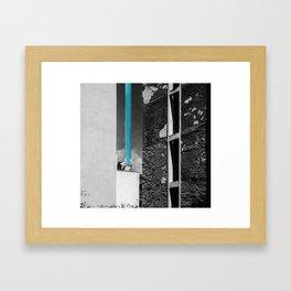 Atlantics Framed Art Print