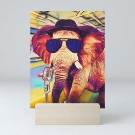 Trunk it Up Mini Art Print