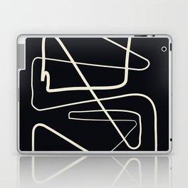 Movements Black Laptop & iPad Skin