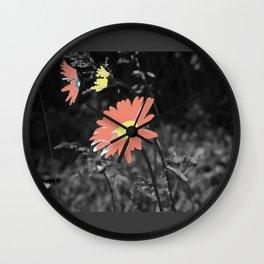 Pretty as a Petal Wall Clock