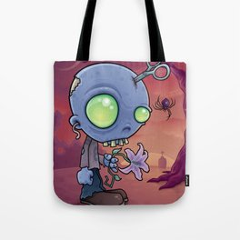 Zombie Jr. Tote Bag