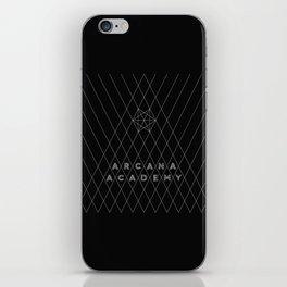 Arcana Academy - Triangular iPhone Skin
