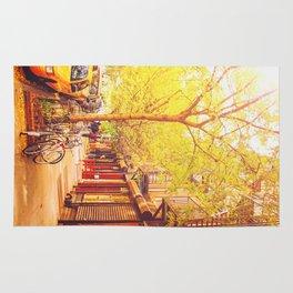 Autumn - East Village - New York City Rug