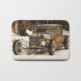 The Pixeleye - Special Edition Hot Rod Series IV Bath Mat