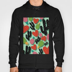 Cactus Love and Pineapples Hoody