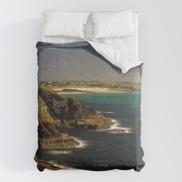 Trevose Head to Constantine Bay, Cornwall, UK Comforters
