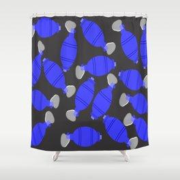 Ambu Bags Shower Curtain